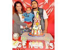 Faamanatu le uluai tausaga Genesis Leota - Samoa Times: Samoan ...