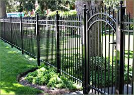 Popular Front Yard Fence Ideas 02 Front Yard Fence Iron Fence Panels Wrought Iron Fences