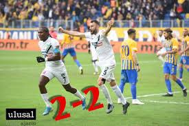 MKE ANKARAGÜCÜ- YUKATEL DENİZLİSPOR 2-2 MAÇ SONUCU ...