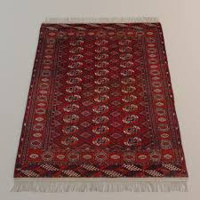 persian carpet 3d cgtrader