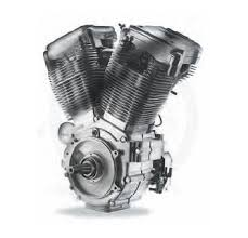 rev tech 100 ci engine polished