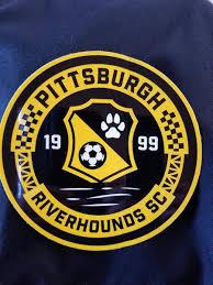 Vinyl Decal Pittsburgh Riverhounds Sc Team Store