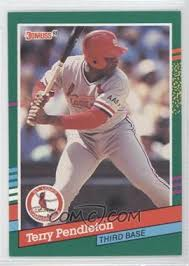 1991 Donruss - [Base] #446 - Terry Pendleton