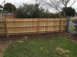 Fencing House Land To Home Garden