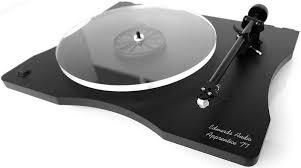 Edwards Audio Platine TD made in UK