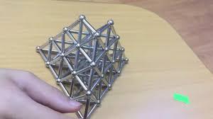 Hướng dẫ chơi bộ nam châm xếp hình kim tự tháp-2 mở rộng - YouTube