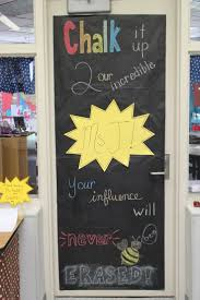 door decorations for teachers