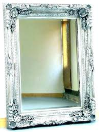 inspiring antique wall mirror large