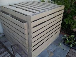 Pin By Gail Rose Lam On Pallets Air Conditioner Cover Air Conditioner Hide Heating And Air Conditioning