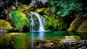 best 38 waterfall hd desktop wallpaper