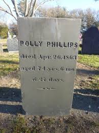 Polly Phillips (1788-1863) - Find A Grave Memorial