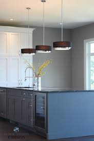 best paint colours for a kitchen island