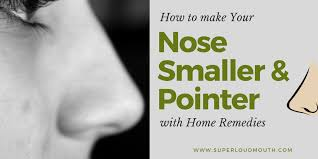 nose smaller and pointer