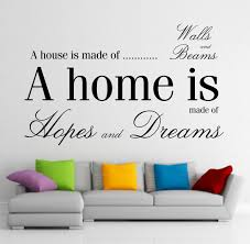 quotes home decor home comforts
