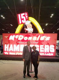 """Jobs for America's Graduates on Twitter: """"Thank you @McDonaldsCorp for  supporting JAG! JAG CEO Ken Smith alongside Myrna Bell, Senior Director of  Global Diversity, Inclusion & Strategic Engagement for McDonald's, and JAG"""