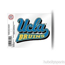 Ucla Bruins Static Cling Sticker New Window Or Car Ncaa Static Cling Stickers Static Cling Ucla Bruins
