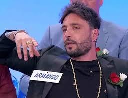 Uomini e Donne: Armando Incarnato ritorna al Trono Over