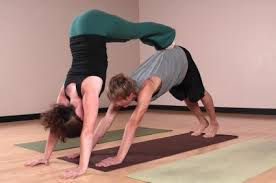 partner yoga poses to increase strength