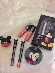 the face x disney mickey mouse set