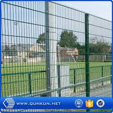 China Supplier Welded Steel Matting Fence Design For Sale China Steel Wire Fence Panels Wire Mesh Fening