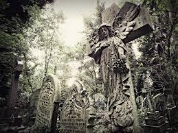 The London Dead: Abney Park Cemetery, Stoke Newington