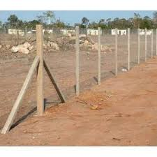 Rectangular Concrete Fencing Pole Rs 130 Nos Gayatri Corporation Id 13886458388
