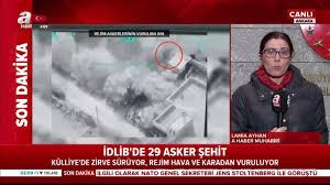 Son dakika! İdlib'ten acı haber... 29 şehit...