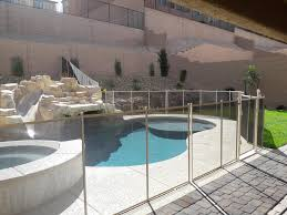 Custom Pool Fences With Safe Defenses Curved Or Sloped