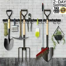 broom holder wall mount votron mop