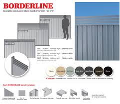 Sector Fencing Diy Modular Fencing Borderline Fence