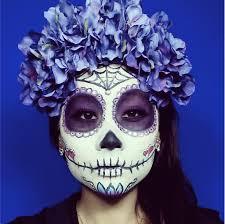 21 sugar skull makeup creations that