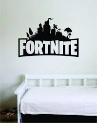 Fortnite Wall Decal Quote Home Room Decor Decoration Art Vinyl Sticker Boop Decals