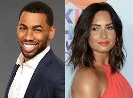 Demi Lovato and Bachelorette Star Mike Johnson Are ''Getting to ...