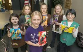 Greater Grand Forks Girls Scouts get ready to jump into cookie sales |  Grand Forks Herald