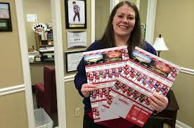 Wendi Simmons Wins Alabama Softball Season Tickets from the Crimson Club