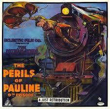 The Perils of Pauline (1914) | GoldPoster