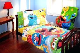 elmo twin bedding set sets sesame