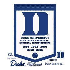 Vinyl Decal Sticker Duke Blue Devils Ncaa Logo