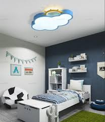 2020 Led Cloud Ceiling Lights Iron Lampshade Luminaire Ceiling Lamp Children Baby Kids Bedroom Light Fixtures Colorful Lighting Light Llfa From Volvo Dh2010 183 7 Dhgate Com
