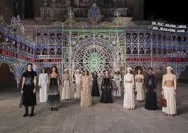 Dior a Lecce, Valentino a Roma: l'italianità deve farci sognare