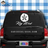 Key West Florida Vinyl Car Window Decals Stickers Graphics