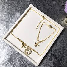 bee pendant chains necklaces bracelets
