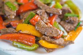 stir fried pepper steak panlasang pinoy