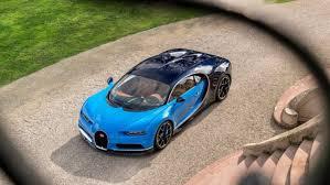 bugatti chiron cars supercars blue