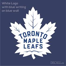 Toronto Maple Leafs Wall Decal Sports Hockey Sticker Vinyl Decor Nhl Atlantico Home Garden Decor Decals Stickers Vinyl Art Ayianapatriathlon Com
