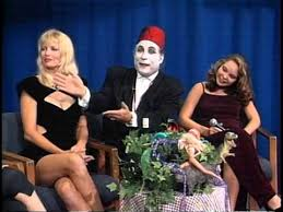 The Count Smokula Show with guests Al Bowman, Marie Elise West, Karina  Hoffman - YouTube