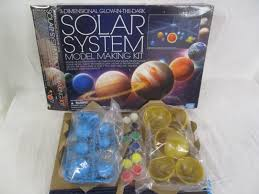 solar system model mobile style