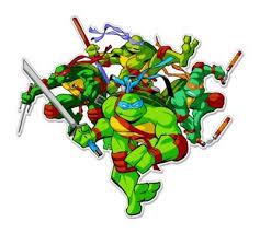 Sale Teenage Mutant Ninja Turtles Vynil Car Sticker Decal Select Size Cheap Gfishfuegl15