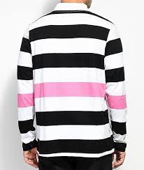 mens shirts odd future black white