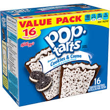 pop tarts frosted cookies and creme 16